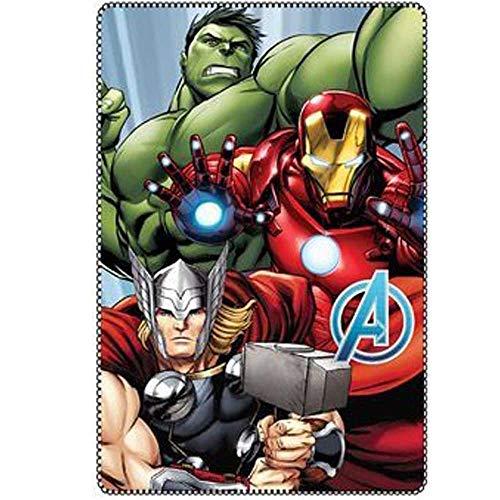 Plaid polaire Avengers 100x150 cm
