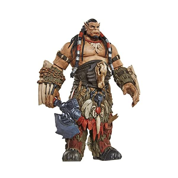 Warcraft 6 Durotan Action Figure With Accessory by Warcraft 5