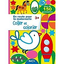 Coller et colorier dès 3 ans