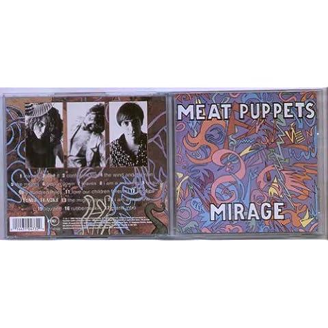 MEAT PUPPETS - MIRAGE - CD (not vinyl)
