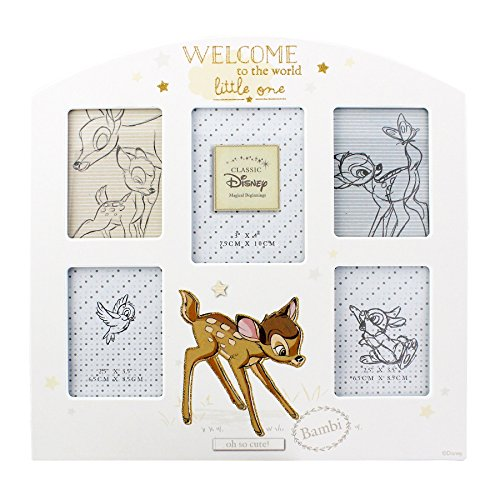 Disney Bambi Welcome to the World Multi Photo Frame by Disney