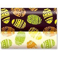 Günthart 5 Protectores de Transferencia para Chocolate, Pascua