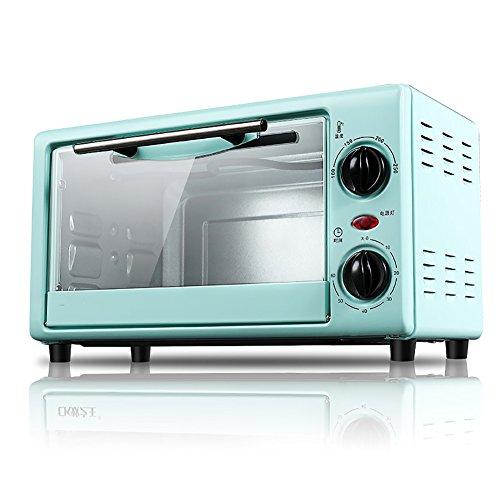 DULPLAY 10L Mini-toaster, backofen,Besten konvektion,Enthält backen pfanne, Grillen-rack Arbeitsplatte ofen Rostfrei Toast Home Küche-A 40x25.3x25.9cm(16x10x10inch) (Toaster Ofen-arbeitsplatte)