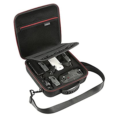RLSOCO Carrying Case for DJI Spark Drone and Accessories-Ideal for Travel and Home Storage ¡­