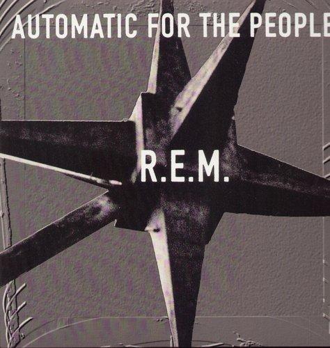 Automatic for the People [Vinyl LP] (R E M Vinyl)