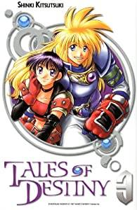 Tales of Destiny Edition simple Tome 3