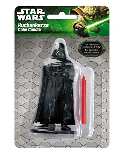 ags Kuchenkerze Star Wars Darth Vader ()