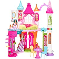 Barbie DYX32 Dreamtopia Sweetville Castle Playset