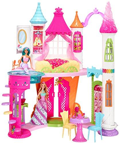 Barbie-Palacio-Reino-de-las-Chuches-Mattel-DYX32