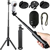 Best EEEKit Camera Monopods - EEEKit 4 in 1 Bluetooth Remote Mounting Kit Review