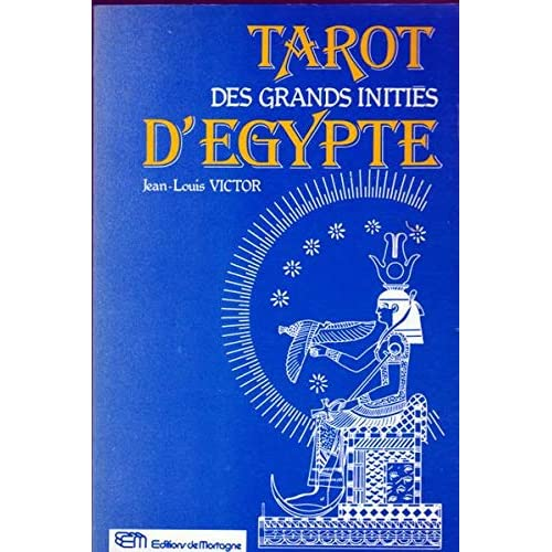 Tarot grands inities d'egypte                                                                 032696