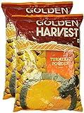 #5: Big Bazaar Combo - Golden Harvest Spice Powder Turmeric, 500g (Buy 1 Get 1, 2 Pieces) Promo Pack