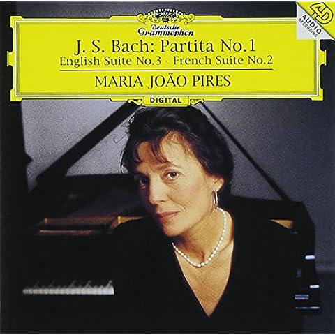Bach Partita 1 / English Ste 3 / French Ste 2