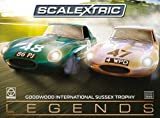 Scalextric Circuit Routier C3898 a Legends Jaguar E-Type 1963 International Trophy de Voiture
