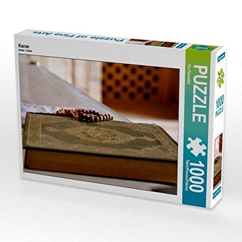 Koran 1000 Teile Puzzle quer