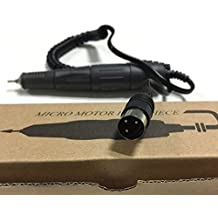 zgood Dental Motor con 3pines cable pulido pieza de mano para uso de laboratorio dental Micromotor 35K 35.000RPM