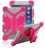 tsmine universeller stoßfester Ständer für Alba Tablet, rosa, 7 Zoll rose pink Alba 8 Inch