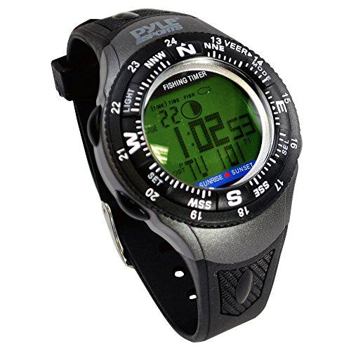 Pyle PFSH1 - Reloj digital para pesca