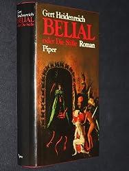 Belial oder Die Stille