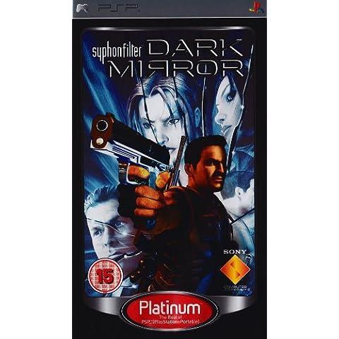 Syphon Filter: Dark Mirror - Platinum Edition (PSP) [Importación Inglesa]