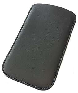 Housse pour Haier W858 Etui Protecteur Pochette Case Noir