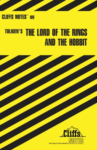 CliffsNotes The Lord of Rings & The Hobbit