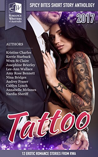 tattoo-rwa-short-story-anthology-spicy-bites-book-2017-english-edition