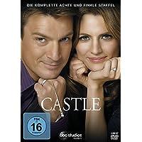 Castle - Die komplette achte und finale Staffel