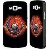 Official Journey Infinity Album Covers Black Aluminium Bumper Slider Case for Samsung Galaxy Grand 2
