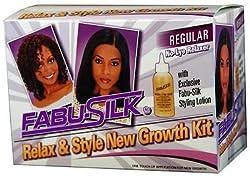 Fabu-silk No-lye Relaxer Regular Styling Lotion