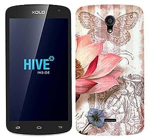 TrilMil Printed Designer Mobile Case Back Cover For XOLO Omega 5.5