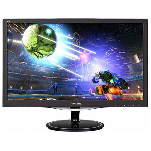 ViewSonic VX2757-mhd 27-inch Full HD Gaming Monitor with AMD FreeSync (1ms 1080p VGA HDMI DisplayPort Speakers) -  Black