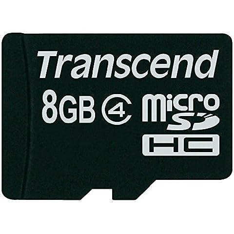 Transcend - Carte Mémoire Micro Sd Samsung Galaxy J3 2016