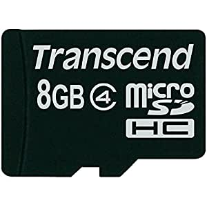Transcend - Carte Memoire Micro Sd Wiko Jimmy