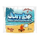 Little Becky Jumbo marshmallows 460 gramos