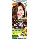 Garnier Color Naturals, Shade 5.32 Caramel Brown, 70ml+60g