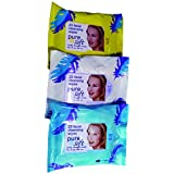 BoldnYoung, Pure Soft Wet 25 Wipes Per Pack - 3 Packs (Total 75 Wipes - Assorted)