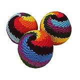 """Sport-Thieme Bean Bags """"Rasta Rainbow"""""""