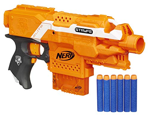 Hasbro A0200EU4 - N-Strike Elite Stryfe halbautomatischer Spielzeugblaster