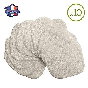 MODULIT Waschbare Abschminkpads im 10 er Pack