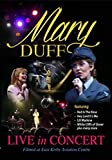 Mary Duff - Live In Concert DVD with CD Soundtrack