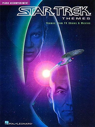Star Trek Themes Piano Accompaniment Pf