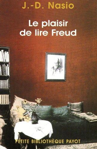 Le plaisir de lire Freud