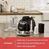 Black & Decker FP1600B 8-Cup Food Processor, Black