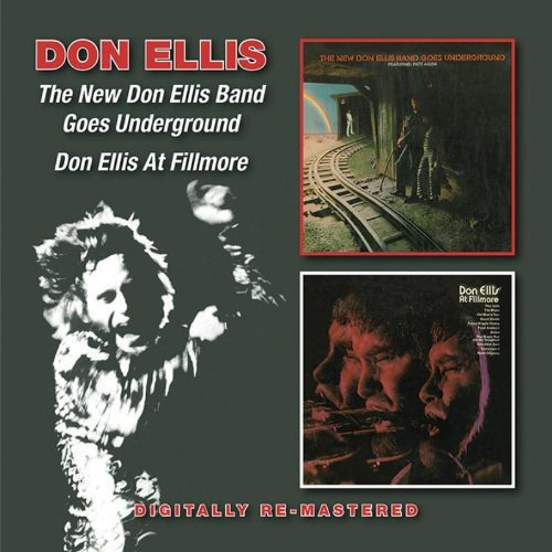 New Don Ellis Band Goes Underground/Don Allis