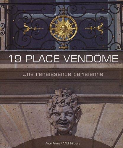 19 PLACE VENDOME