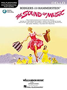 "The ""Sound of Music"": Cello (Play Along Books)"