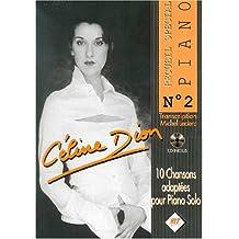 Celine Dion Piano N.2+CD