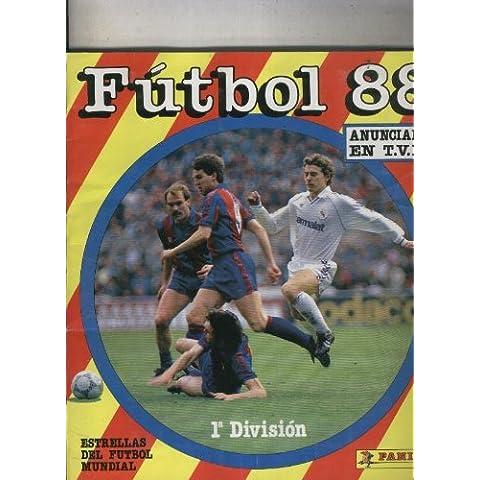 Album de Cromos: Futbol 88