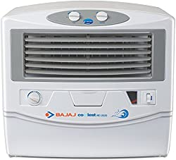 Bajaj Glacier MD 2020 54-Litre Window Air Cooler (White)